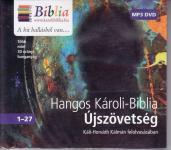 Hangos Károli Biblia / Újszövetség Veritas  MP3 és DVD