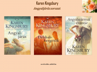 Karen Kingsbury: Angyaljárás sorozat