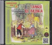 PALÁNTA / Jancsi és Juliska CD