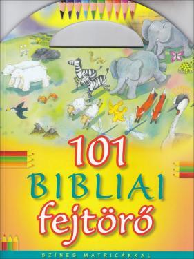 101 bibliai fejtörő   ÚJDONSÁG