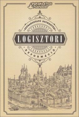 Logisztori-játék ÚJDONSÁG
