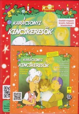 Palánta / Karácsonyi kincskeresők / Magazin CD melléklettel