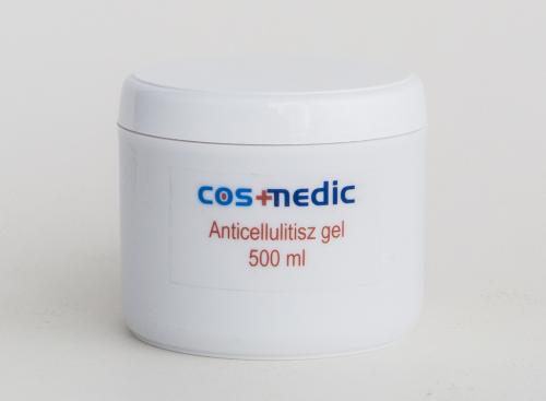 Anticellulitisz zselé 500ml