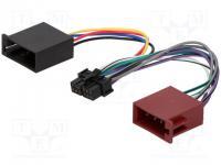 Autó-rádió csatl. LG-ISO adapter ISO-132