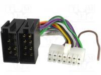 Autó-rádió csatl. PIONEER-ISO adapter ISO-27