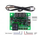 Digitális termosztát -50-110C
