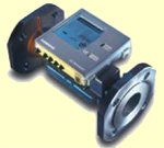 Siemens UH50-25 (T550-25)  Qn 25 ultrahangos kompakt hőmennyiségmérő klt