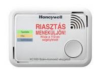 Honeywell CO szénmonoxid érzékelő XC100