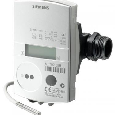 Siemens WSM515-0E Qn 1,5 m3/h ultrahangos hőmennyiségmérő