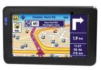 """NavSet GPS4303 PNA GPS Navigációs készülék 4.3""""-os TFT képernyővel"""