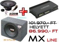 AUDIO SYSTEM MX autóhifi csomag