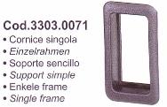 33030071 Reanult Clio univerzásli ablakemelő kapcsoló keret