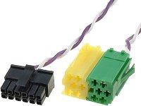 Kormánytávkapcsoló interface kábel BLAUPUNKT rádiókhoz CT-BLAUPUNKTLEA
