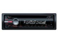 SONY CDX-GT260MP MP3 CD lejátszó  AUX-In bemenettel