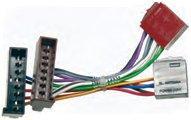 Ford - ISO rádió csatlakozó kábel 552093