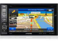 Alpine INE-W990BT fejlett navigációs multimédia állomás