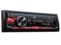 JVC KD-X342BT Digitális média vevő előlapi USB/AUX aljzattal és Blueto