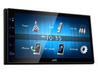 JVC KW-M24BT 2 DIN méretű mechanika nélküli érintőképernyős multimédia