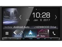 Kenwood DMX7017BTS AV-vevő Bluetooth és Smartphone vezérlés