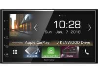 Kenwood DMX7018BTS AV-vevő Bluetooth és Smartphone vezérlés