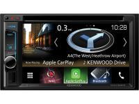 Kenwood DNX4180BT 6,2 coll 2DIN Navigációs multimédia DVD-Receiver USB-vel & Bluetooth-al