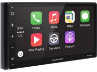 Macrom M-DL9000 2 DIN méretű érintőképernyős multimédia navigációval