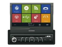 Macrom M-DVD6560 1 DIN méretű multimédia