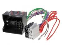Mercedes - ISO autórádió adapter kábel 552138