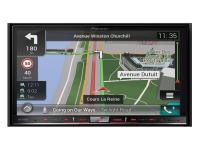 Pioneer AVIC-F88DAB navigációs multimédia fejegység