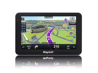 WayteQ x985BT GPS navigáció + Sygic 3D Európa térkép