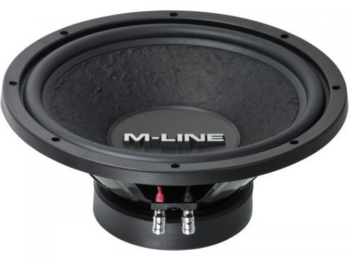 Gladen Audio M-LINE 12 autóhifi subwoofer hangszóró