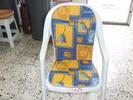 Magastámlás székhez párna