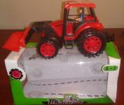 Markolós traktor