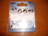 Átalakító kábel USB/mikroUSB