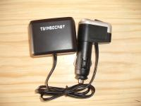 Szivargyújtó elosztó+USB töltő