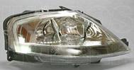 Citroen C5 2002.04-2009.12 fényszóró