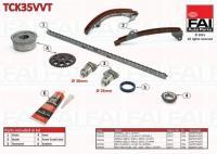 Toyota Corolla verso, Avensis, RAV4 1.8 vezérműlánc készlet tck35vvt