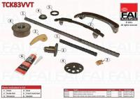 Toyota Rav4 2.0VVT-i vezérműlánc készlet tck83vvt