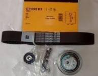 Volkswagen Bora Golf IV-V Caddy 1.9TDI vezérműszíj készlet ct1028k3