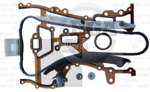 Opel Astra Meriva 1.2, 1.4, 1.2 16v, 1.4 16V vezérműlánckészlet tc0235