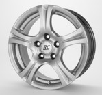 VOLKSWAGEN Golf V / Touran alufelni RC Design RC14 7,0x16