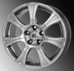 VOLKSWAGEN Golf V / Touran alufelni RC Design RC15 7,0x16