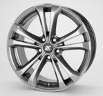 VOLKSWAGEN Golf V / Touran alufelni RC Design RC17 7,5x17