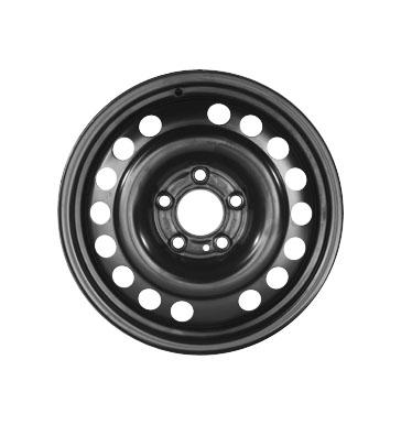 Opel Zafira / Meriva 1,7 CDTi használt acél felni keréktárcsa