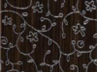 Opoczno Zebrano braz classic list. 45x14,9