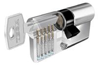 Kulcsmásolás TE-5 tip. cilinderhez