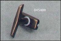R 200 Fehér ablakközépkilincs (6mm-es csappal)
