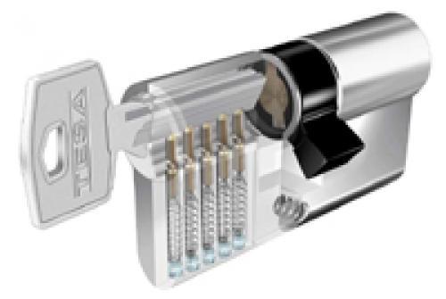 Főkulcsozott TE-5 cilinder ( minden méret )