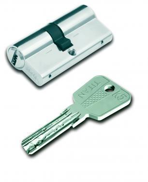 Kulcsmásolás Titan K5 tip. cilinderhez