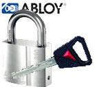 Abloy PL330-as biztonsági lakat